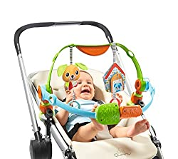 stroller toy gifts for baby's first christmas
