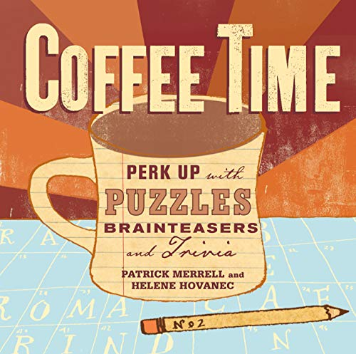 Coffee Time: Perk Up with Puzzle...