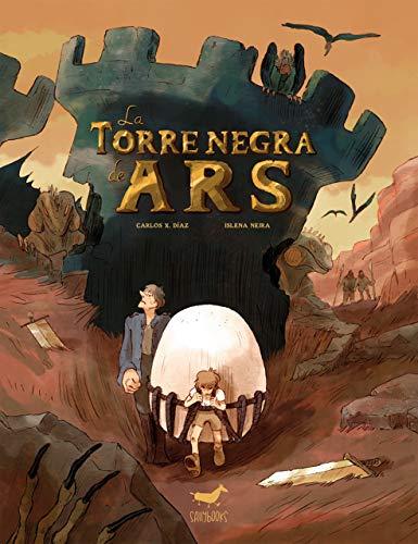 Book's Cover of La torre negra de Ars (Cómic) Versión Kindle