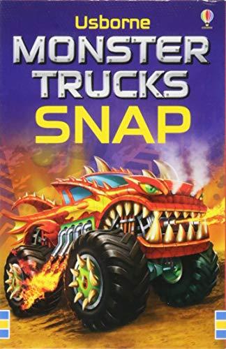 Tudhope, S: Monster Trucks Snap (Snap Cards)