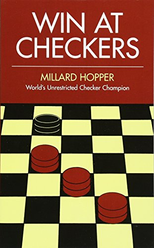 Compare Textbook Prices for Win at Checkers Second Revised Edition Edition ISBN 9780486203638 by Hopper, Millard