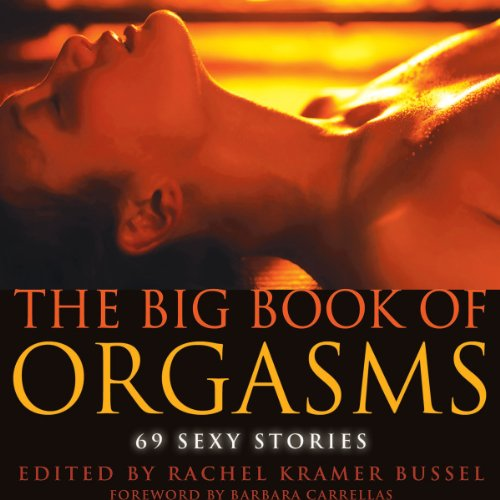 The Big Book of Orgasms audiobook cover art