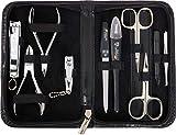 3 Swords Germany – kit manucure pédicure soin des ongles - qualité...
