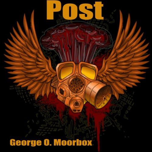 Post audiobook cover art