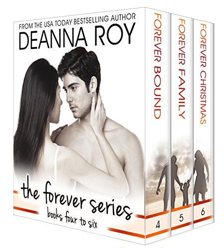 Download The Forever Series: The Final Three Novels: Forever Bound, Forever Family, Forever Christmas (English Edition) B07DP6DCS5