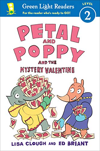 Petal and Poppy and the Mystery Valentine (Green Light Readers Level 2) (English Edition)
