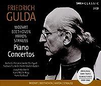 Piano Concertos By Mozart