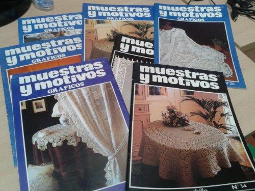 MUESTRAS Y MOTIVOS - Revista de ganchillo