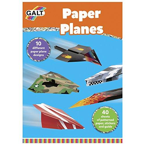 Galt Toys - Manualidades con Papel Aviones [Importado]