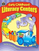 Early Childhood Literacy Centers (Teacher Created Materials) by Ferguson Geisert, Traci (February 15, 2003) Paperback Tch