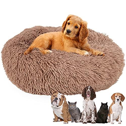 Vilypon Cucce per Cani da Interno70-120cm Taglia Media Cuccia Calmante Cane Grande Letto Pelose per Cani Cuscini Cani Grandi Morbida...