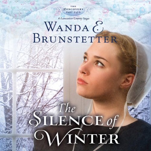 Page de couverture de The Silence of Winter