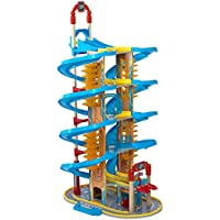 KidKraft Super Vortex Racing Tower