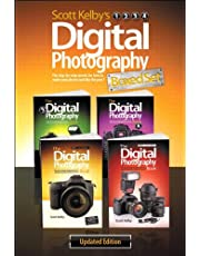 Scott Kelby's Digital Photography Boxed Set, Parts 1, 2, 3, and 4, Updated Edition (English Edition)
