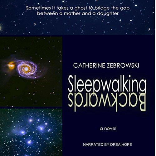 Sleepwalking Backwards audiobook cover art