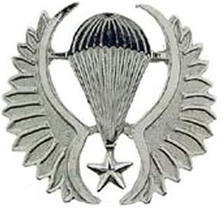 Chilean Master Parachutist Foreign Jump Wings, Brite