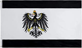 HXFLAG 3x5 Fts Germany Prussian German Kingdom of Prussia Flag