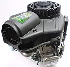 Briggs and Stratton 25 HP 724cc Commercial Engine 1 x 3-5/32 inch keyed crankshaft 5-stage cyclonic air filter system Riding mower, z-turn replacement engine