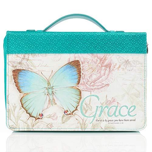 Blue Botanic Butterfly Blessings