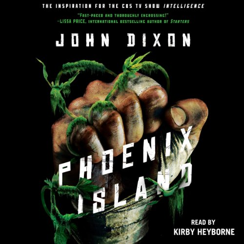 Phoenix Island audiobook cover art