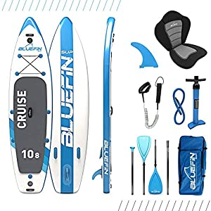 Bluefin Cruise SUP Package Stand Up Inflatable Paddle Board