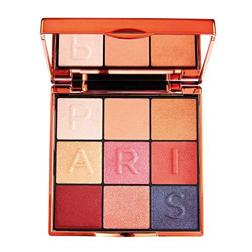 L'Oréal Paris Electric Nights Lidschatten-Palette, 9 Farben, elektrisch, mehrfarbig