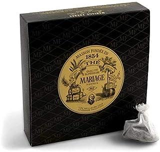 Mariage Freres. The Vert Marco Polo Tea, 30 Tea Bags 75g (1 Pack)