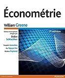 Econométrie - PEARSON (France) - 15/12/2011