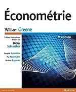 Econométrie de William Greene