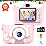 Best Digital Camera For Children - MITMOR Kids Digital Cameras for Girls Boys Review