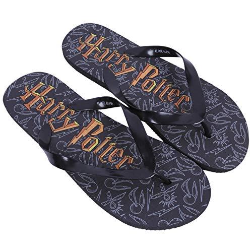 E Plus M Chancla de Playa para Hombre - Harry Potter - 28/29 3