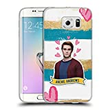 Official Riverdale Archie Andrews Graphics Soft Gel Case Compatible for Samsung Galaxy S6 Edge