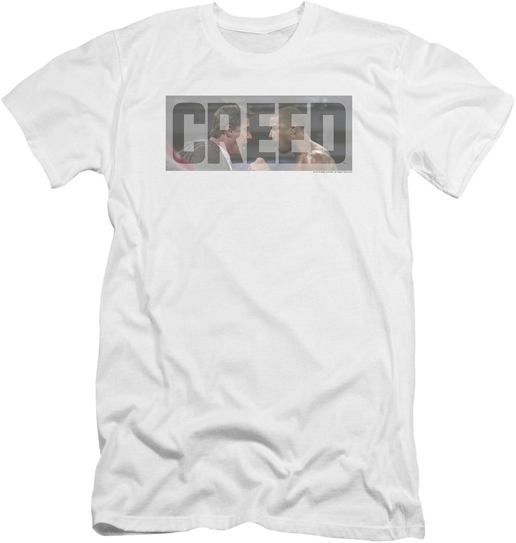 Creed  Mens Pep Talk Premium Slim Fit TShirt