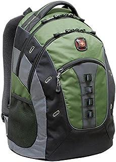 "SwissGear Granite Notebook Carrying Backpack, 16"", Green (GA-7335-07F00)"