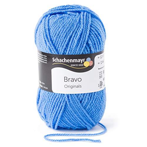 Schachenmayr Handstrickgarne Bravo, 50g Iris