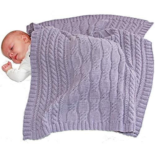 BellaLotta Strickanleitung Babydecke Feenland - 60x70 cm - digital
