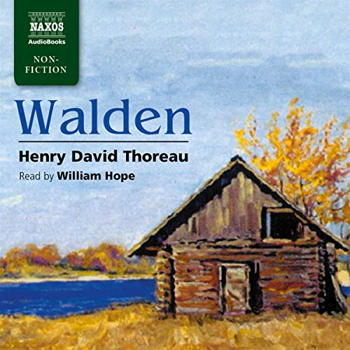 Walden Audiobook By Henry David Thoreau cover art