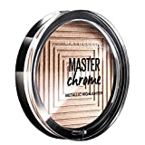 Maybelline Molten <span class='highlight'>Gold</span> Master Chrome Highlighting <span class='highlight'>Powder</span> Number 100, 8 g