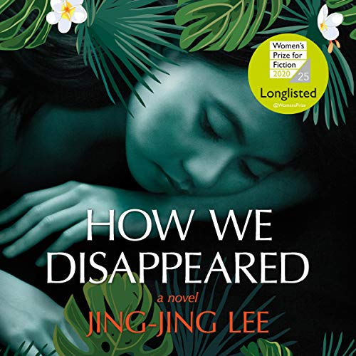 How We Disappeared  By  cover art