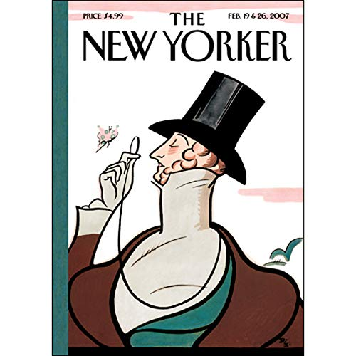 The New Yorker (Feb. 19 & 26, 2007)     Part 2              By:                                                                                                                                 James Surowiecki,                                                                                        Susan Orlean,                                                                                        Mark Singer,                   and others                          Narrated by:                                                                                                                                 William Dufris,                                                                                        Christine Marshall                      Length: 2 hrs and 1 min     Not rated yet     Overall 0.0