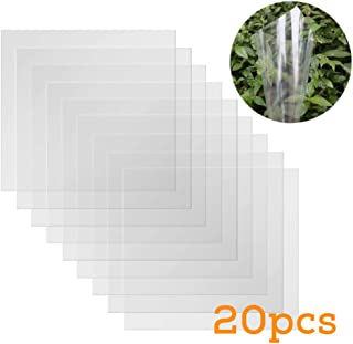 stiff clear plastic sheet