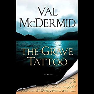The Grave Tattoo audiobook cover art