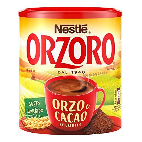 Orzoro e Kakao - Barley und Schokolade