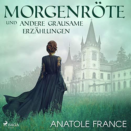 Morgenröte und andere grausame Erzählungen audiobook cover art