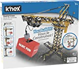 Product Image of the K'NEX Control Crane Building Set - 679 Parts - Working Motorized Crane - Ages 9...