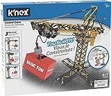 K'NEX Control Crane Building Set - 679 Parts - Working Motorized Crane - Ages 9 & Up