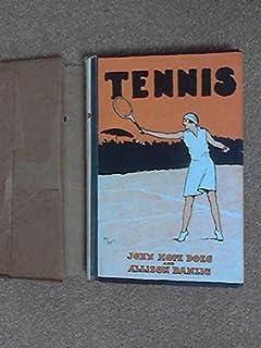 Lawn tennis (The Aldin series)