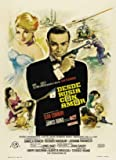 from Russia with Love - James Bond - Sean Connery –