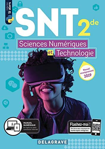 pas cher un bon Science et technologie numériques, 2e 2019 – Manuel Elev
