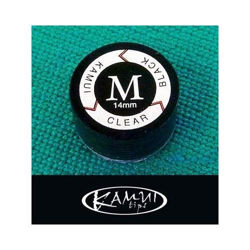 KAMUI Clear Black tip super soft
